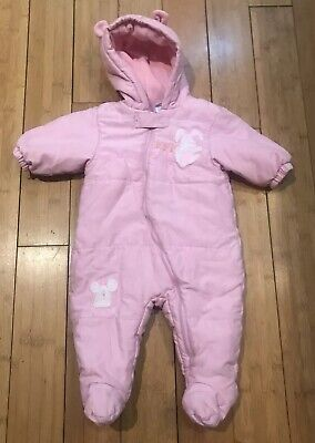 Outerwear Next Baby Girls Snowsuit 0-3 Months Clothing, Shoes & Accessories