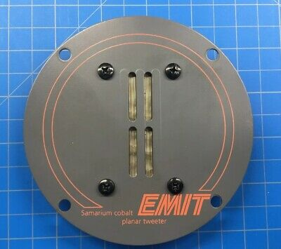 Infinity EMIT Tweeter w/NEW Diaphragm by AVA Installed!  P/N 902-4941