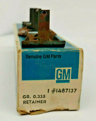 Nos Rocker Arm Retainer 1967 Cadillac 1487137 Free Domestic Shipping