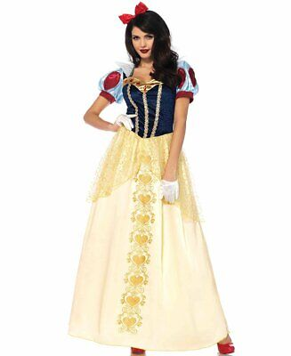 Snow White Costume Leg Avenue Snow White Dress Disney Princess Dress Adult 85070