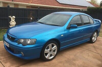 Ford BA XR6 sedan Very clean inside and out .205000 Klm. Automatic.