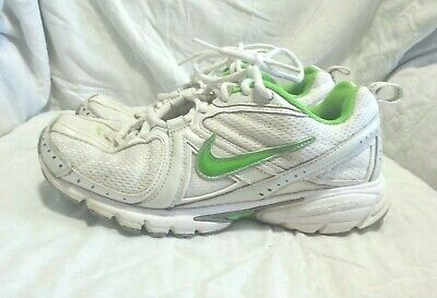 official photos 76945 ac46e Nike Training   Running Shoes- White   Green - ( Size 8.5 ) Women s