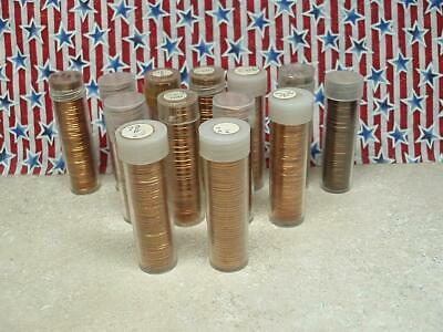 13 B U Rolls Lincoln Memorial Cents Old Collection 1961 - 1981 PDS