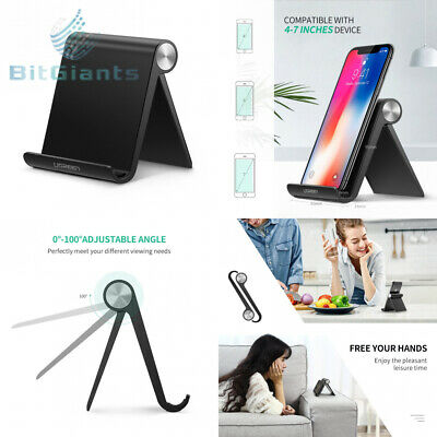 UGREEN Cell Phone Stand Holder Mobile Dock Compatible for iPhone XS Max XR 8...