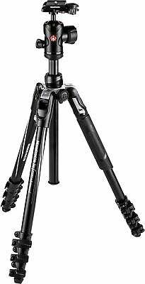 Manfrotto Befree Advanced Travel Aluminum Tripod with 494 Ball Head (Lever