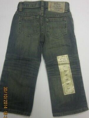 Boys jeans denim Designer  2 3 4 5 6 7 8 14 years RRP $39.50 ericsson wash