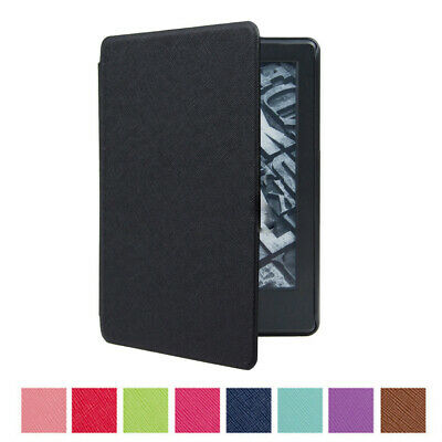 Ultra Slim Smart Leather Magnetic Case Cover for Amazon Kindle Paperwhite 4 2018