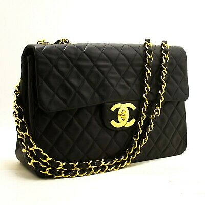 6bea5cd29ff1 R72 CHANEL Authentic Jumbo 13
