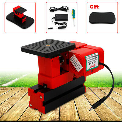 Mini Sawing Jig-saw Machine DIY Tool Kit DIY Model Wood Lathe Milling Driller