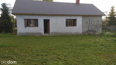 Poland: Detached Cottage; 1.15 acre of Land; 70 miles from Krakow Airport