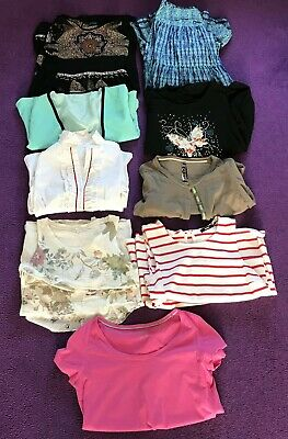 womens clothes size uk10 bundle
