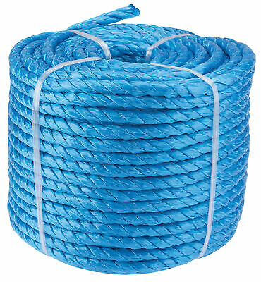 Polypropylene Rope (50M X 10Mm) Draper 04949