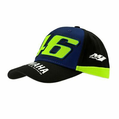 Genuine Yamaha Motogp Valentino Rossi Vr46 The Doctor Adults Cap