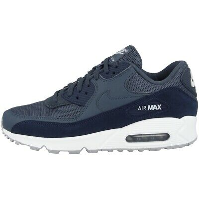 NIKE AIR MAX 90 Essential Schuhe Freizeit Sport Sneaker monsoon blue AJ1285 405