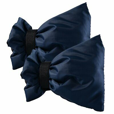 Tap Jacket Outdoor Garden Tap Cosy Covers for Winter, (2 Packs, , Navy Blue)