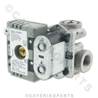 Blue Seal 019370 Gas Control Valve 220-240V For G32 Turbofan Convection Oven