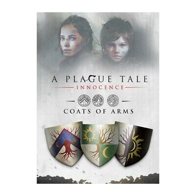 Content Add-On Dlc Coats of Arms a Plague Tale Innocence PLAYSTATION 4 PS4