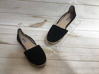 b49a0d8ee19 🥿 STEVE MADDEN Penny Loafers sz 10 M Black Suede Leather - $19.99 ...