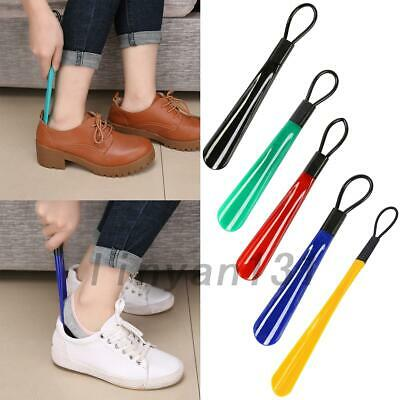 NEW Shoe Horn Remover Portable Travel Size 28cm Long Aid Slip Candy Color
