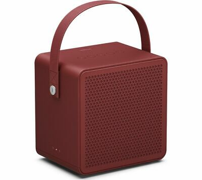 URBANEARS Rålis Portable Bluetooth Speaker - Red - Currys