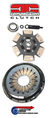 Competition Clutch Stage 4 Paddle Uprated Kit - For Toyota JZX90 Chaser 1JZ-GTE