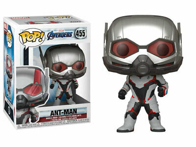 Funko Pop! Marvel: Avengers: Endgame - Ant-Man Collectible Vinyl Figure