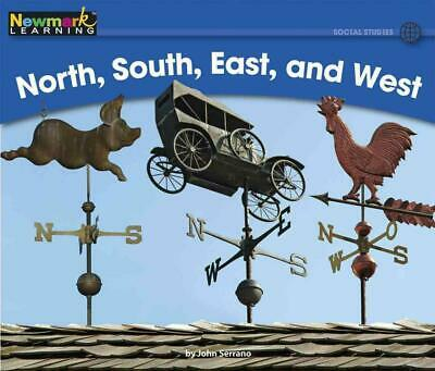 North, South, East, and West (English) Paperback Book Free Shipping!