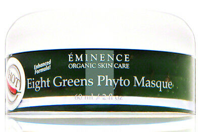 Eminence  Eight Greens Phyto Masque   HOT 2 oz~ NEW ~FREE SHIP