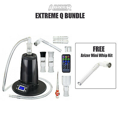 NEW 2019 ARlZER Extreme Q 4.0 Desktop Heating Device + FREE Mini Whip Kit Bundle
