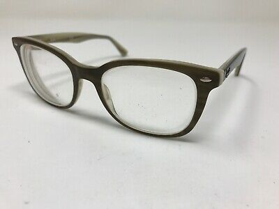 eb5a103d5c Ray Ban Rb 5285 5154 Olive Authentic Eyeglasses Frame Rb5285 Rx 53-19-145