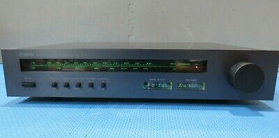 Vintage Yamaha T-1 Natural Sound Stereo Tuner - Tested and Working!