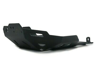 ACD Skid Bash Plate Yamaha XT 660 R//X 2004-2016 Black Engine Guard