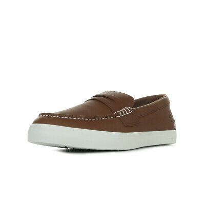 Chaussures Bateaux Timberland homme Union Wharf Penny Loafer taille Marron Cuir