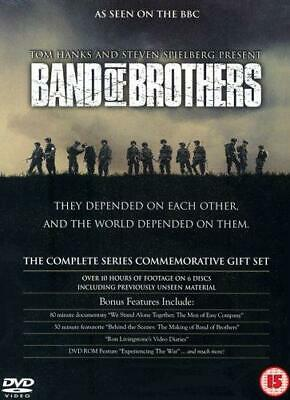 Band Of Brothers - Complete HBO Series Commemorative Gift Set (6 Disc Box Set) [