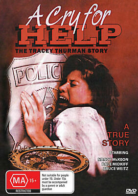 A CRY FOR HELP THE TRACY THURMAN STORY  Nancy McKeon Dale Midkiff ALL REGION DVD