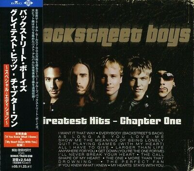 Greatest Hits-Chapter One - Backstreet Boys (CD New)