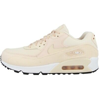 403588f8f825c5 Nike Air Max 90 Cuir Femmes Chaussures Femme Baskets Sport Goyave Ice  921304-800