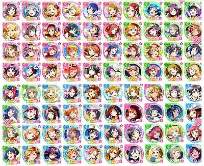 [JP] Love Live! School Idol Festival Account RANK 209 84 UR + 60 SSR + 272 SR
