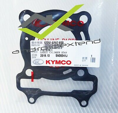 Kymco Downtown 125 / Xct-125 Engine Cylinder Head' Gasket