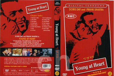 Young At Heart (1954) - Gordon Douglas, Doris Day, Frank Sinatra  DVD NEW