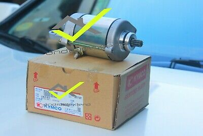 Kymco Downtown 125 / Xct-125 Electric Starter Motor