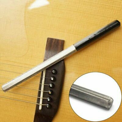 Professional Guitar Fret Crowning Dressing File Luthier Repair Tool Size Edges
