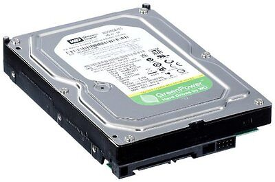 Western Digital 500 GB SATA III PC Festplatte 7200 RPM 32 MB 3,5 Zoll Intern HDD