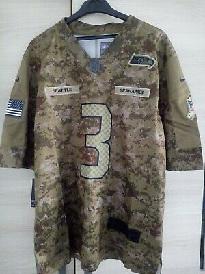 info for bb84a 48f9d NIKE NFL SALUTE To Service Jersey 2017 Seattle Seahawks #25 ...