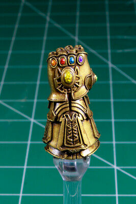 Custom Resin Cast Gauntlet 1:12 scale Infinity stones Thanos Endgame