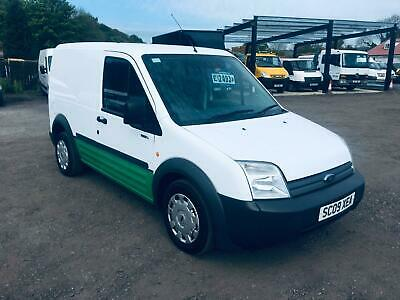 Ford Transit Connect 1.8TDCi ( 75PS ) Euro IV T200 SWB Lead-In 2009/09REG