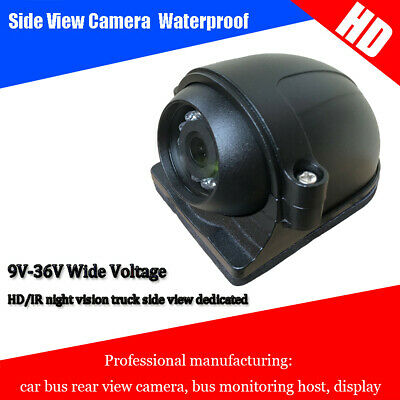 HD Car Reversing Rotating Camera Side Parking 170° wide angle Rear View