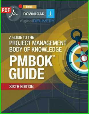PMI PMBOK Guide 6th Edition 2018 + Agile Practice Guide INSTANT DELIVERY