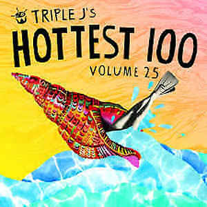 Triple J's Hottest 100 Volume 25 ( 2 CD COMPILATION)