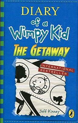 Diary of a Wimpy Kid: The Getaway (book 12),Jeff Kinney- 9780141385259